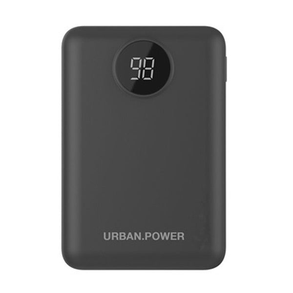 NBrandz EP18 Urban Power Mini LED 10000mAh Power Bank 4.2A USBX2