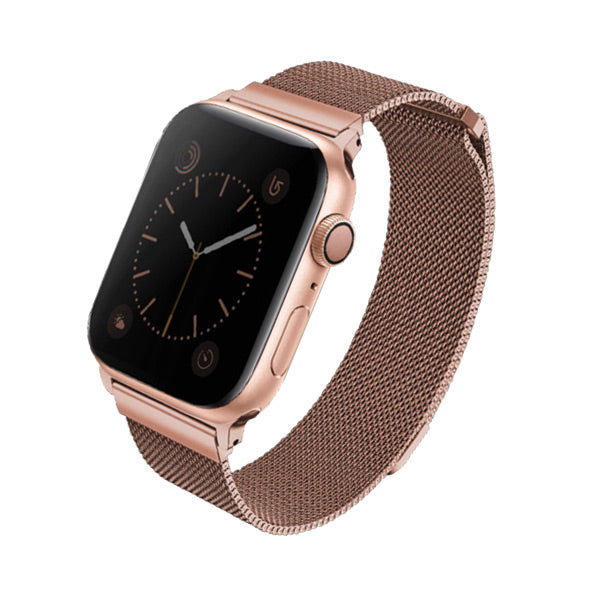 Uniq Dante Apple Watch Series 4 Mesh Steel Strap