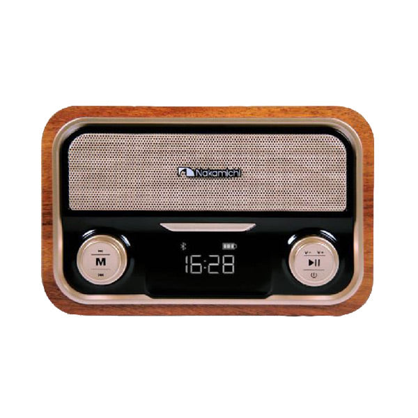 Nakamichi Soundbox Lite Bluetooth FM Radio Speaker