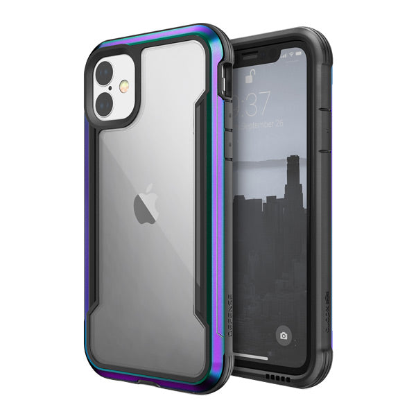 X-Doria iPhone 11/iPhone 11 Pro/iPhone 11 Pro Max Defense Shield Back Case