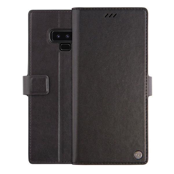 Uniq Journa Heritage Galaxy Note9 Flip Case