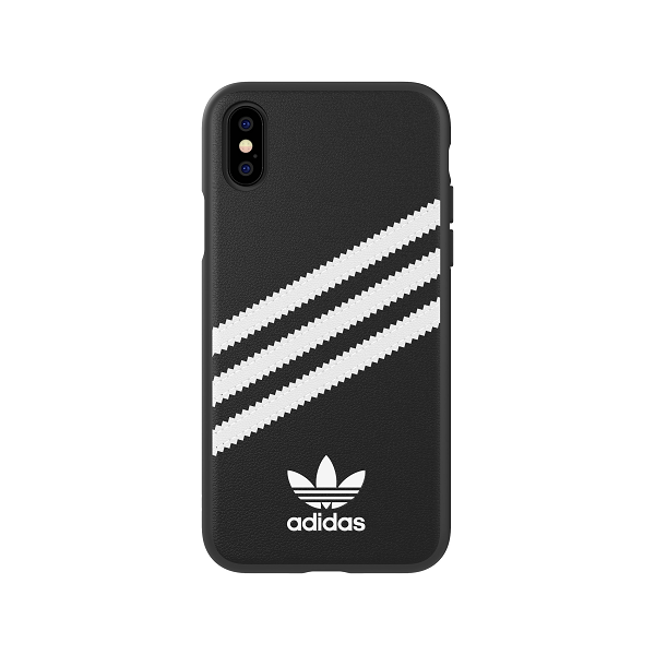Adidas iPhone Xs 3-Stripes Snap Case
