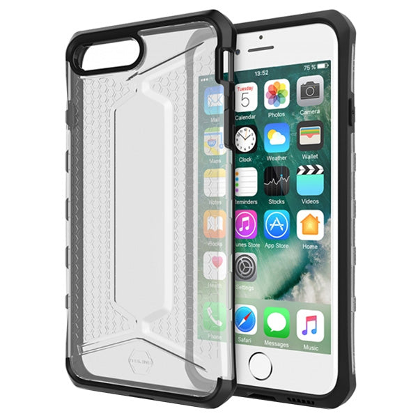 Itskins iPhone 8 Plus Octane Backcase Clear