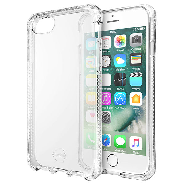 Itskins iPhone 8 Spectrum Backcase Clear