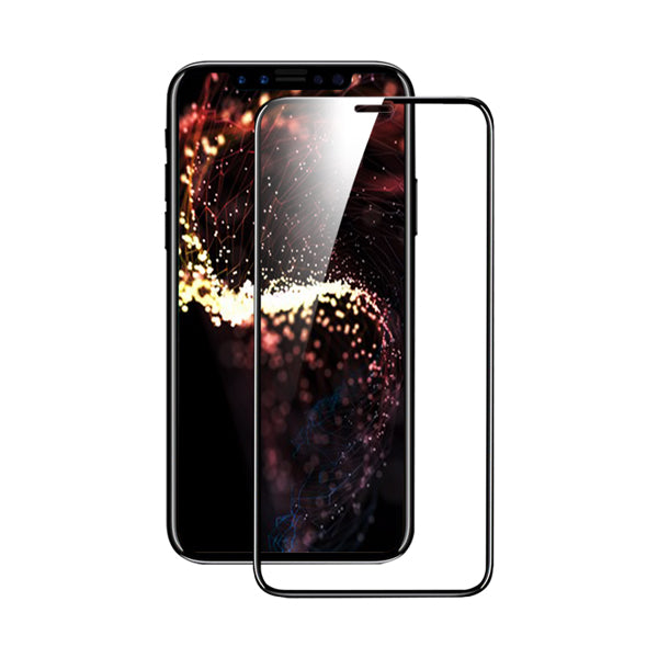 Mocoii iPhone Xs 2.5D Full Cover Tempered Glass