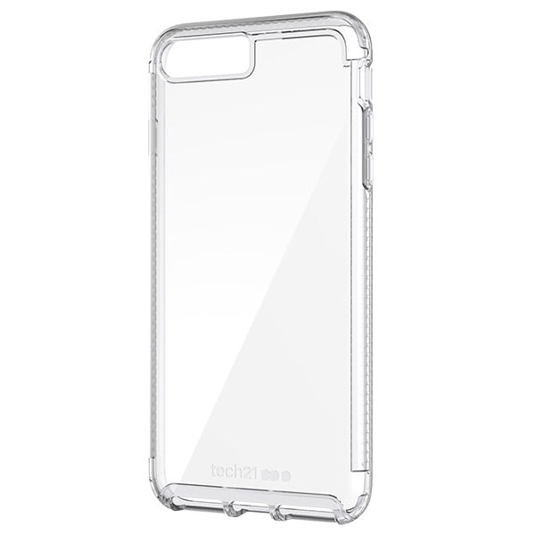 Tech21 iPhone 8 Plus Pure Clear Bcase Clear