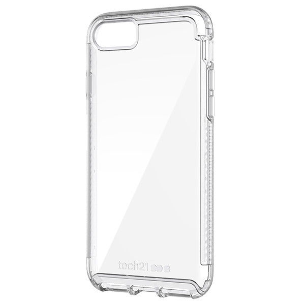Tech21 iPhone 8 Pure Clear Bcase Clear