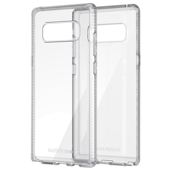 Tech21 Samsung Note8 Pure Clear Backcase Clear