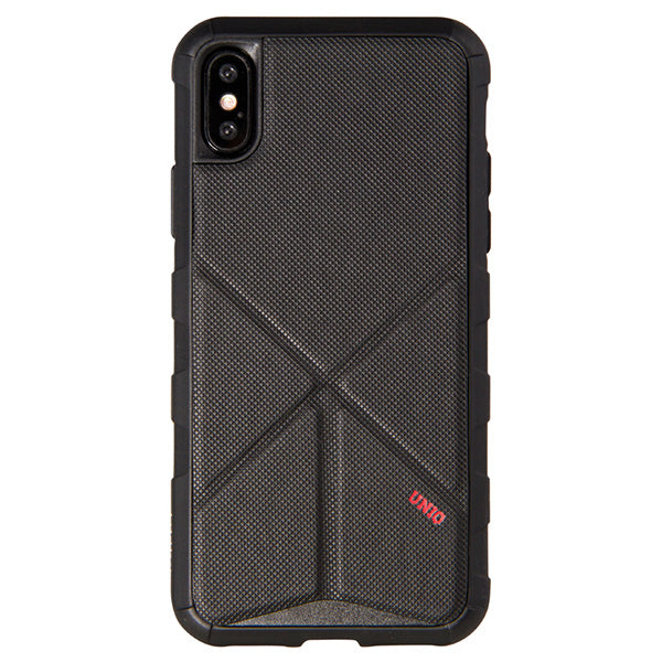 Uniq Hybrid iPhone X Transforma Rigor Back Case