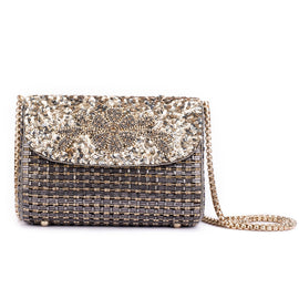 Metallic Bling Baguette (Limited Edition) - Ruche & Hues