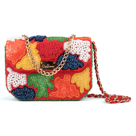 Robin Beaded Bag