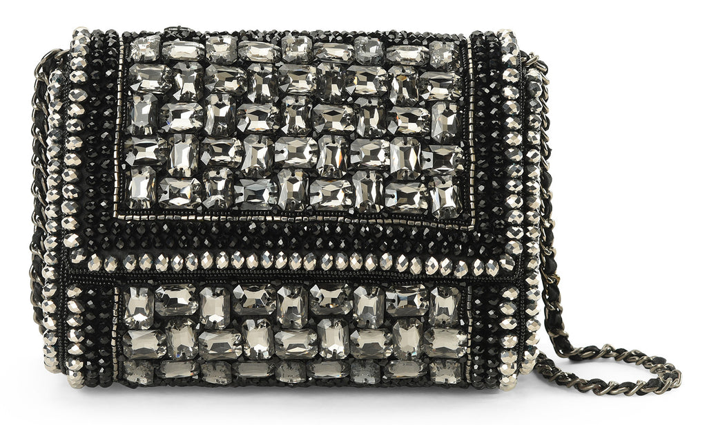 Victoria Charm Crystal Baguette