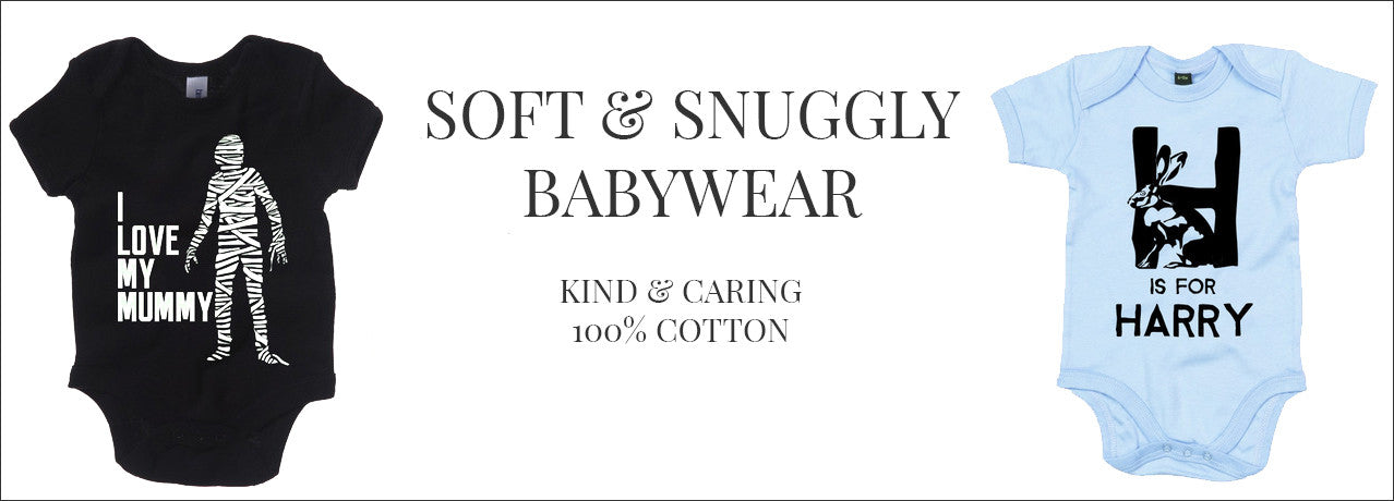 Soft & Snuggly Babywear