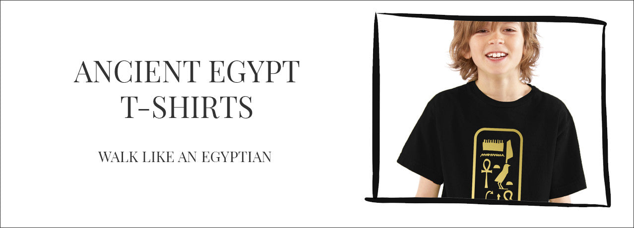 ANCIENT EGYPT T-SHIRTS