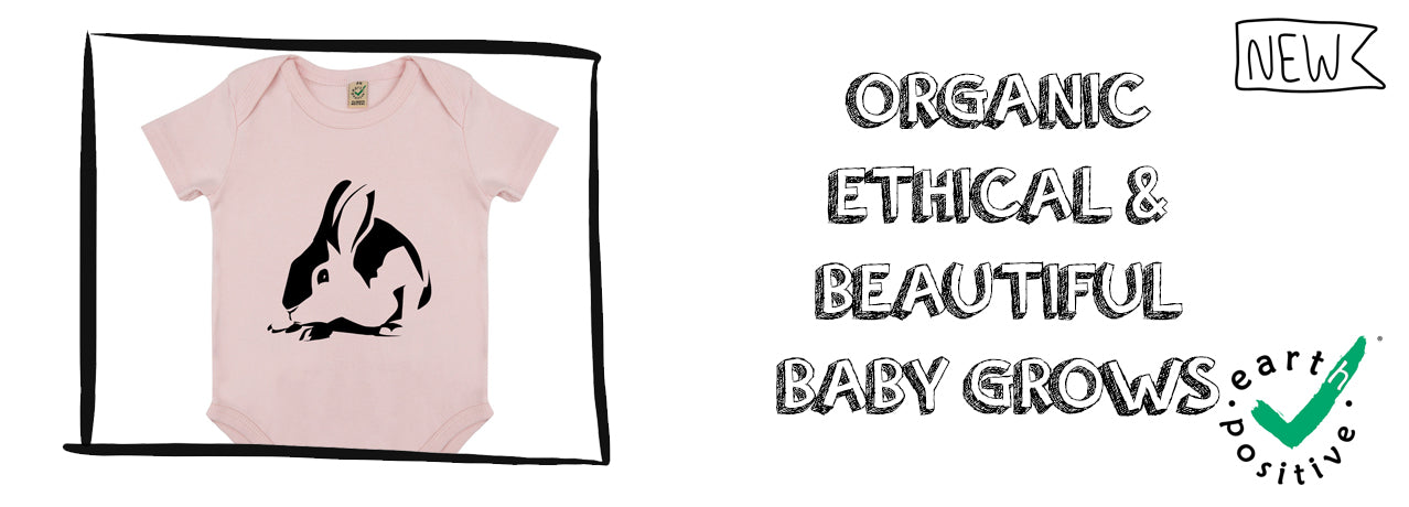 EarthPositive Organic Baby Grows