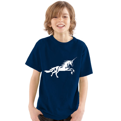 Boys Unicorn T-Shirt