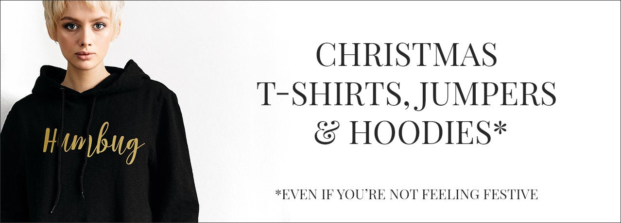 Christmas Jumpers T-shirts & Hoodies