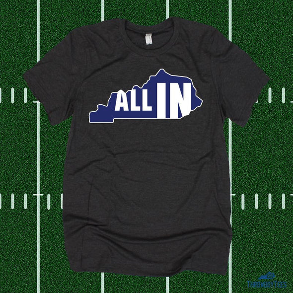 All In Solid - Unisex Dark Grey Tee