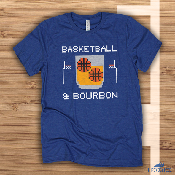 Basketball & Bourbon - Royal