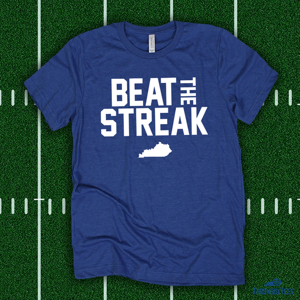Beat The Streak - Blue
