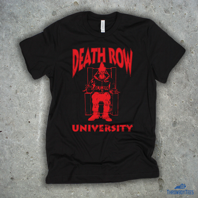 Death Row U - Black