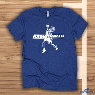 Diallo Slam - Royal Tee (Hami Diallo Collection)