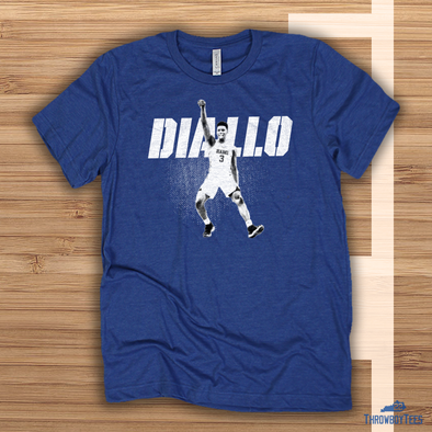 Diallo Dance - Royal Tee (Hami Diallo Collection)