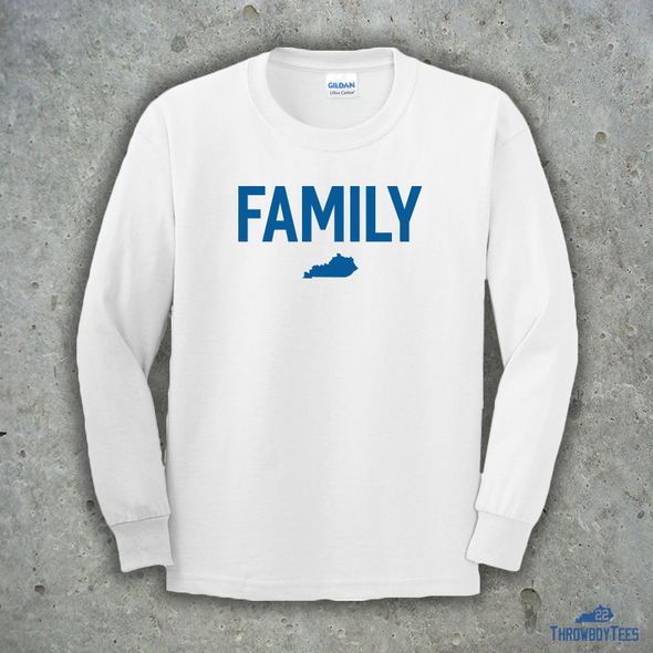 Family Youth Longsleeve Tee