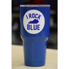 I Rock KY Blue Yeti 30 oz tumbler