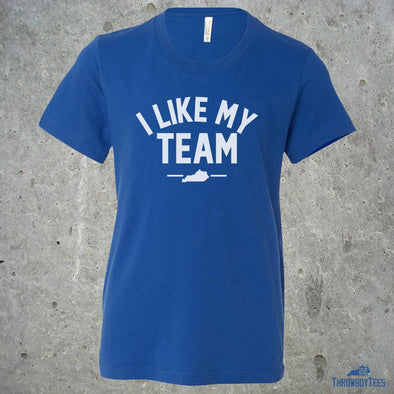 I Like My Team - Youth Tee