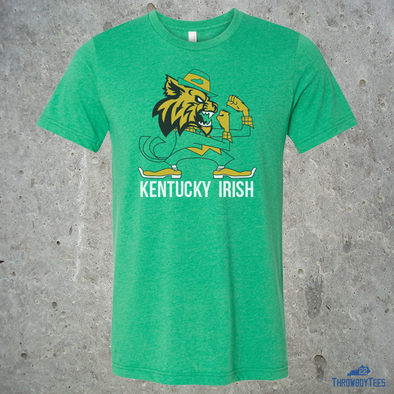 Kentucky Irish - Green Tee