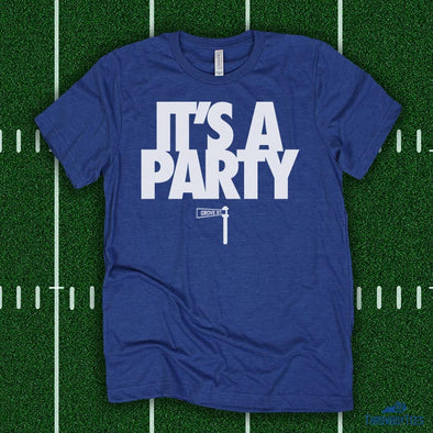 Its a Party - Unisex Tee