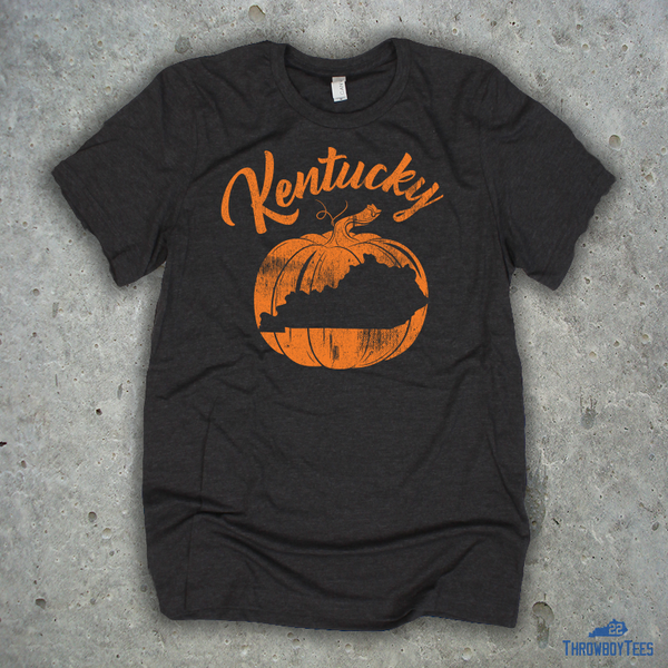 Kentucky Pumpkin (Dark Grey)