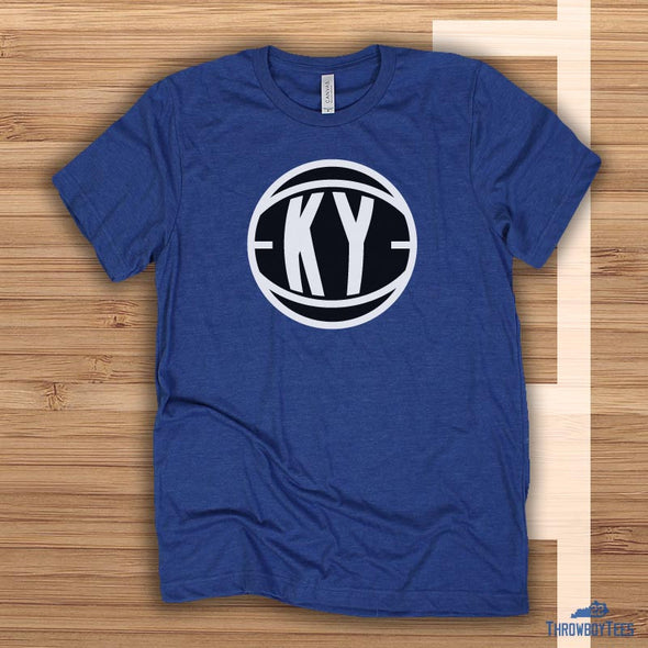 KY Ball - Blue tee