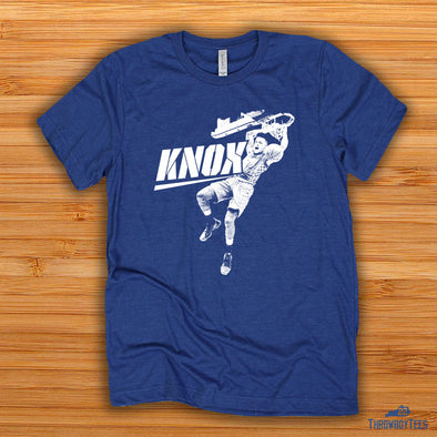 Knox Dunk - Royal Tee (Kevin Knox Collection)