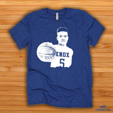 Knox The Rock - Royal Tee (Kevin Knox Collection)