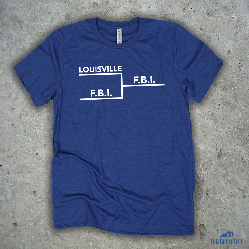 d44f1ed1c1f2 FBI vs LVille - Blue – ThrowboyTees