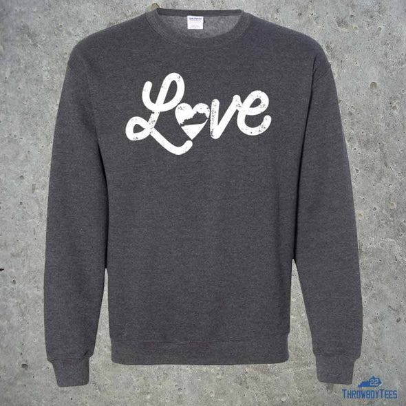 Kentucky Love - Grey sweatshirt