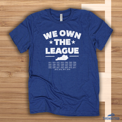 Own The League Years - Royal