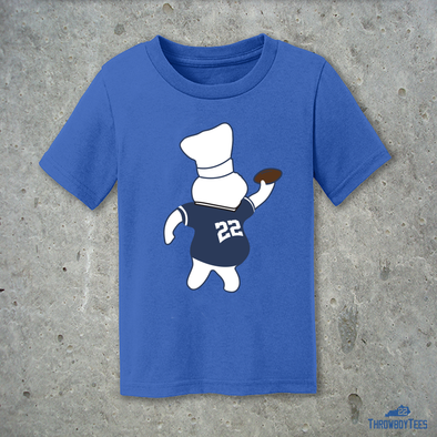 Throwboy Toddler Tee