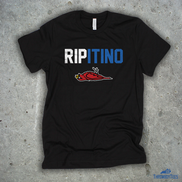 RIPitino Blue - Black