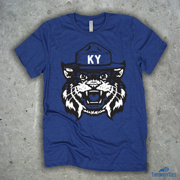 Smokey Wildcat (blue)