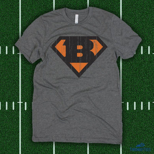 Super B - Light Grey Tee