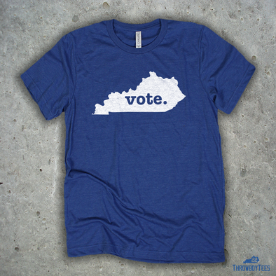 Vote KY Blue