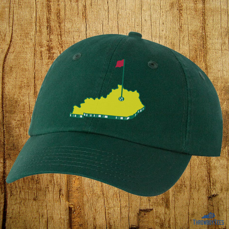 Kentucky Golf - Green Hat