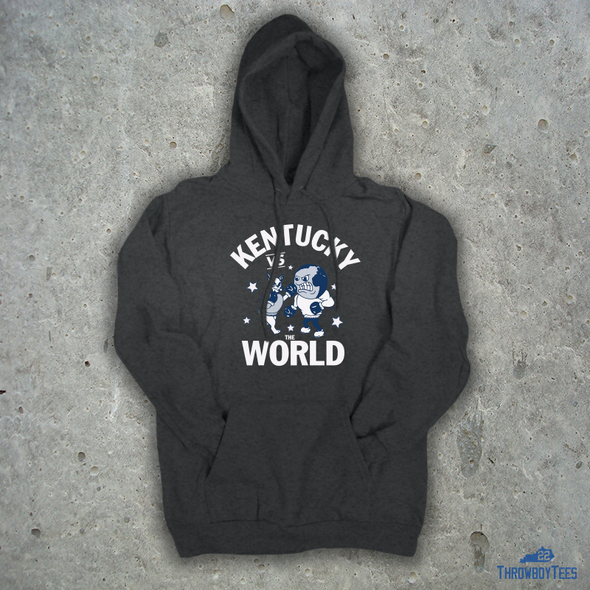 Kentucky vs The World Hoodie