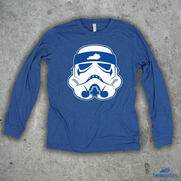 Kentucky Trooper - Blue Longsleeve