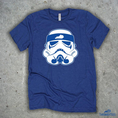 Kentucky Trooper - Blue Tee