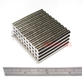 Magnets 6x2 mm Neodymium Discs 6mm diameter x 2mm thick