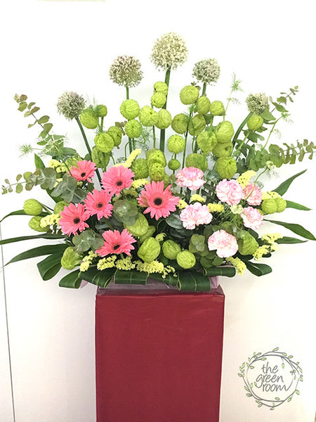 Floral Stand - Congratulatory (Something pink)